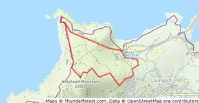 CTUK Day 71 - Holyhead Mountain (Anglesey)