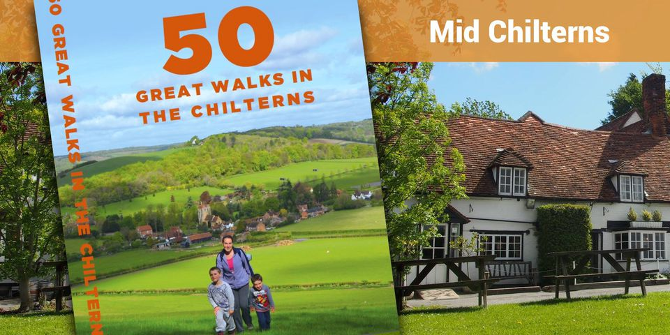 Central Chilterns walks