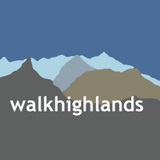 Walkhighlands App