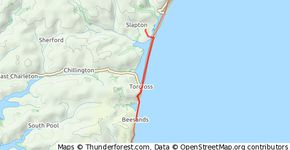 SSCCSite to Beesands