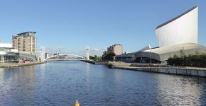 Salford Quays, Greater Manchester
