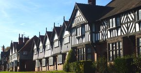 Port Sunlight, the Wirral, Merseyside
