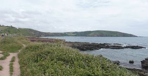 South West Coast Path - Plymouth to Yealm Estuary