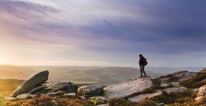 Stanage & Higger Tor. May 2015