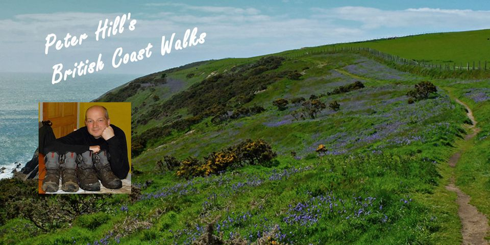 Peter Hill's Wales Coast Path