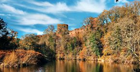 Blantyre and Bothwell Castle