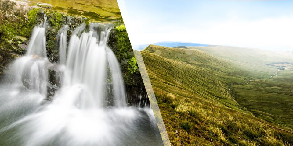 Great hillwalks in the Brecon Beacons