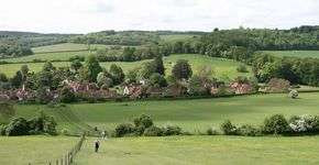 Hambleden to Turville and Fingest