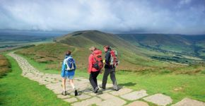 Edale - Brown Knoll (October)