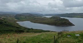 154 Claisfern nr Scourie to Blairmore