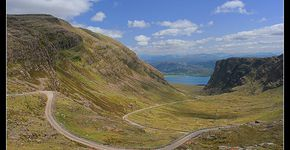 Loch Torridon and Applecross ride