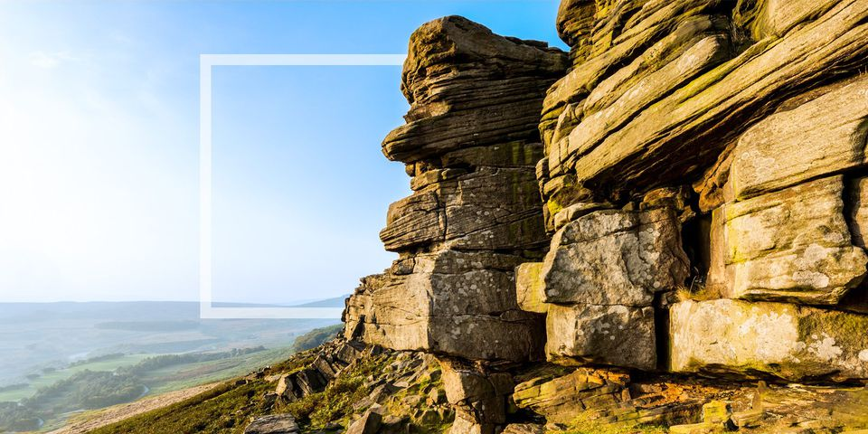 Great hillwalks in the Peak District