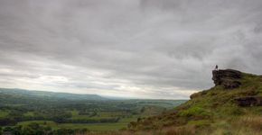The Roaches to Lud's Church and back