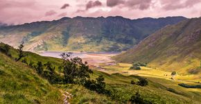 135 Inverie to Kinloch Hourn