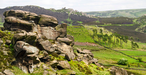 The Roaches & Ramshaw Rocks. Spring 2016