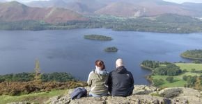 Keswick Club Site Walla Crag walk