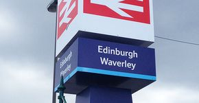 Castle & Whisky Experience from Waverley (walk)
