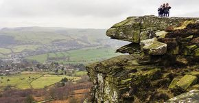 Curbar Edge, Froggatt Edge, and White Edge