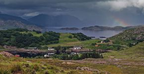 142 Toscaig (nr Applecross) to Ardheslaig