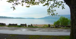 Milarrochy Bay Club Site Sallochy Bay walk