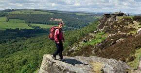 Curbar Edge (September)