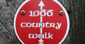 1066 Country Walk Walking Route Day 2
