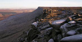 123 Kinder Scout, Peak District