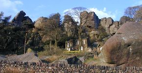 Lud's Church and The Roaches